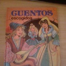 Libros de segunda mano: LIBRO INFANTIL CUENTOS ESCOGIDOS 14 - VOL XIV SUSAETA. Lote 128690015