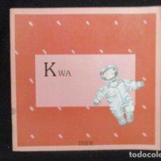 Libros de segunda mano: KWA, COLECCION GRAO, TEIDE . Lote 128738643