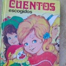 Libros de segunda mano: CUENTOS ESCOGIDOS VOL. XXII - 22 - (SUSAETA, 1984) - NÚMERO DIFICIL. Lote 128867835