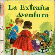 Libros de segunda mano: ENID BLYTON : LA EXTRAÑA AVENTURA (MOLINO, 1965). Lote 128913187