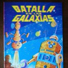 Libros de segunda mano: 3 CUADERNOS PARA COLOREAR COLECCIÓN TOPELA 1978 BATALLA EN LAS GALAXIAS Nº -2-3-4 NUEVO. Lote 150821333