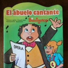 Libros de segunda mano - De Parramón Los Diminutos 3 cuentos troquelados formato grande nuevo nº 2-3 dibujos Beaumont 1986 - 127753435