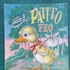 Libros de segunda mano: CUENTO EL PATITO FEO ED. VASCO AMERICANA (EVA) 60'S. Lote 129106443