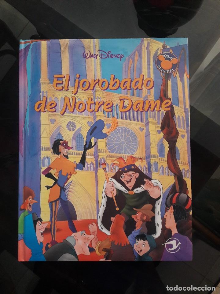 4f3a04528 EL JOROBADO DE NOTRE DAME (Libros de Segunda Mano - Literatura Infantil y  Juvenil -