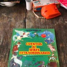 Libros de segunda mano: CUENTOS TORBELLINOS NUMERO 03: CUENTOS DE SERES EXTRAORDINARIOS. Lote 129546643