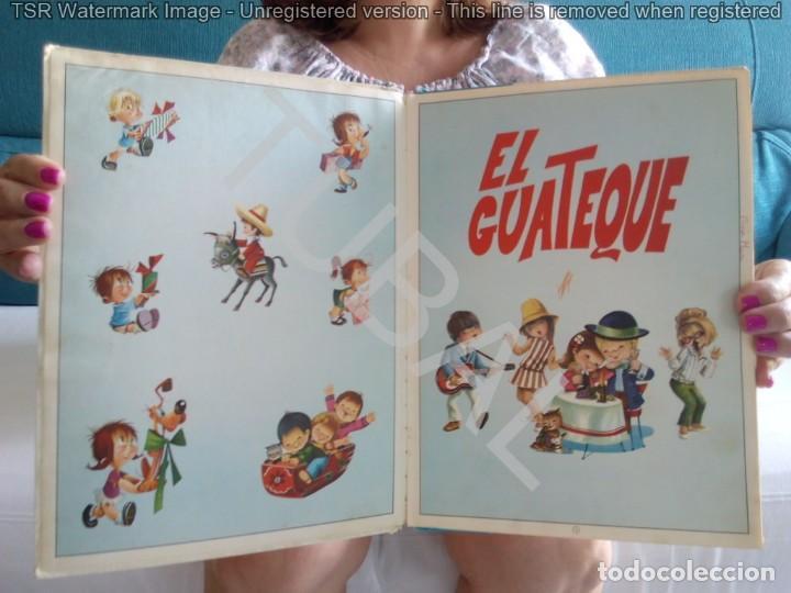 Libros de segunda mano: TUBAL VINTAGE 1975 30 CM 600 GRS 5 CUENTOS EN UN VOLUMEN 28 PGS - Foto 4 - 129685223