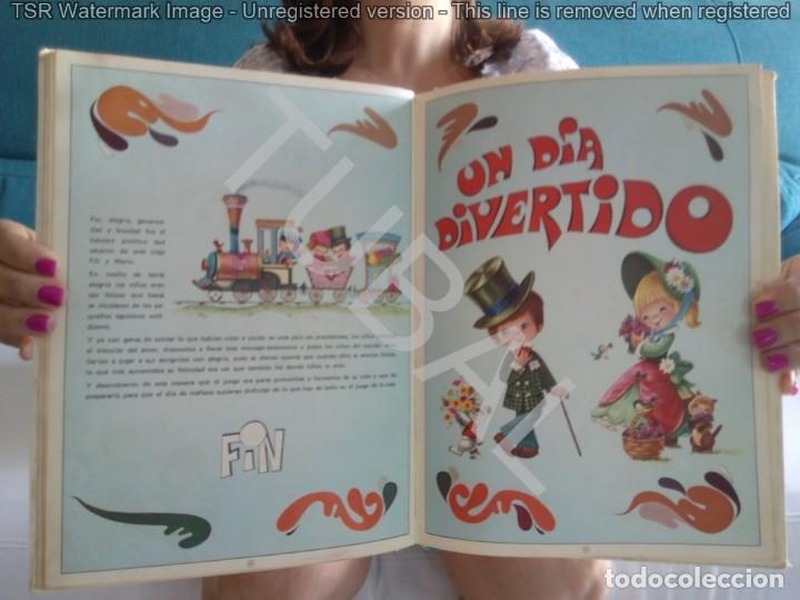 Libros de segunda mano: TUBAL VINTAGE 1975 30 CM 600 GRS 5 CUENTOS EN UN VOLUMEN 28 PGS - Foto 6 - 129685223