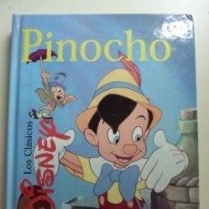 Libros de segunda mano: PINOCHO. LOS CLÁSICOS DE DISNEY. ED. GAVIOTA. Lote 133238382