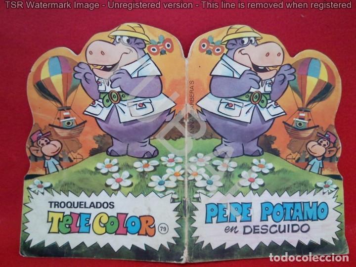 TUBAL CUENTO PEPE POTAMO EN DESCUIDO 180 GRS 20 CM (Libros de Segunda Mano - Literatura Infantil y Juvenil - Cuentos)
