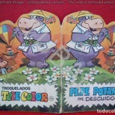 Libros de segunda mano: TUBAL CUENTO PEPE POTAMO EN DESCUIDO 180 GRS 20 CM. Lote 129708171
