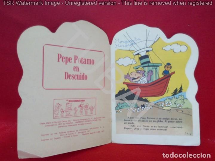 Libros de segunda mano: TUBAL CUENTO PEPE POTAMO EN DESCUIDO 180 GRS 20 CM - Foto 2 - 129708171