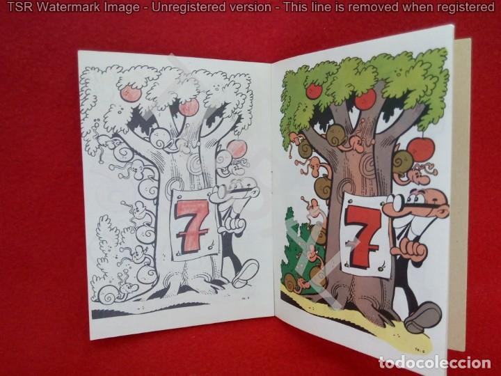 Libros de segunda mano: TUBAL CUENTO MORTADELO CUADERNO PARA PINTAR PINTADO 15 CM 90 GRS - Foto 3 - 129708359