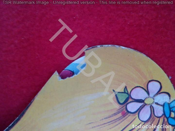 Libros de segunda mano: TUBAL CUENTO TROQUELADO LA BRUJA DEL BOSQUE SABATÉ 21 CM 190 GRS - Foto 2 - 129710775
