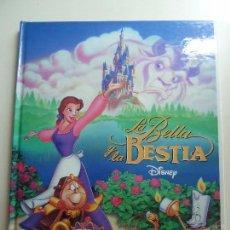 Libros de segunda mano: LA BELLA Y LA BESTIA. DISNEY. 1993. Lote 129711619