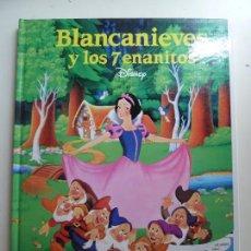 Libros de segunda mano: BLANCANIEVES Y LOS 7 ENANITOS. DISNEY. 1993. Lote 129711723