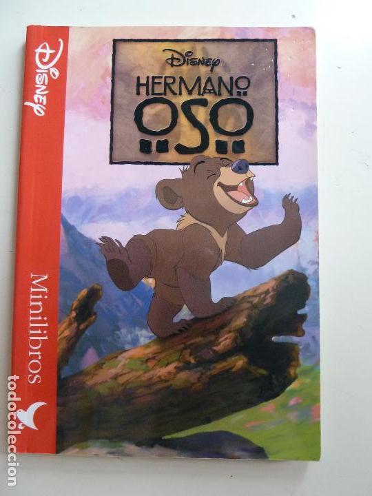 DISNEY HERMANO OSO (Libros de Segunda Mano - Literatura Infantil y Juvenil - Cuentos)