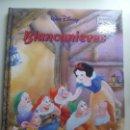 Libros de segunda mano: BLANCANIEVES. DISNEY. GAVIOTA. FORMATO GRANDE. Lote 133238859