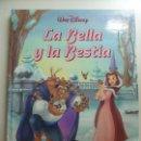 Libros de segunda mano: LA BELLA Y LA BESTIA. GAVIOTA. FORMATO GRANDE. Lote 129713651