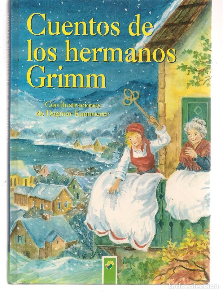 CUENTOS DE LOS HERMANOS GRIMM. DAGMAR KAMMERER. (B/A20) (Libros de Segunda Mano - Literatura Infantil y Juvenil - Cuentos)