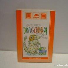 Libros de segunda mano: DRAGONALIA - CARLOS REVIEJO - IL. LUIS DE HORNA - SUSAETA MIÑÓN 1992. Lote 130019775