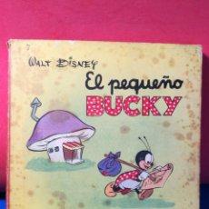 Libros de segunda mano: EL PEQUEÑO BUCKY - WALT DISNEY - CUENTOS DE ABRIL, 1950. Lote 130050314