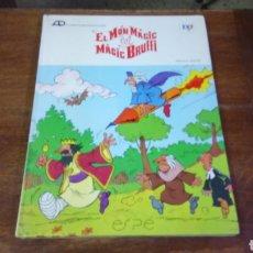 Libros de segunda mano: EL MÓN MÀGIC DEL MÀGIC BRUFFI, TV3. Lote 130055903