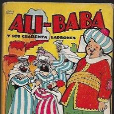 Libros de segunda mano: CUENTO SALVADOR MESTRES * ALI - BABÁ Y LOS CUARENTA LADRONES * BRUGUERA. Lote 130241818