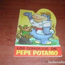 Libros de segunda mano: CUENTO TROQUELADO BRUGUERA, HANNA BARBERA: PEPE POTAMO (TROQUELADOS TELECOLOR 1967) Nº 52 . Lote 130256766