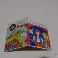 Libros de segunda mano: COLECCION MINIBIBLIOTECA TRAPITO - EL SASTRECILLO VALIENTE. Lote 130339438