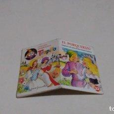 Libros de segunda mano: COLECCION MINIBIBLIOTECA TRAPITO - EL PORQUERIZO. Lote 130341118