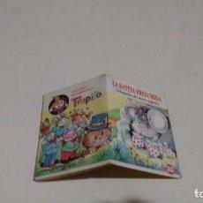 Libros de segunda mano: COLECCION MINIBIBLIOTECA TRAPITO - LA RATITA PRESUMIDA. Lote 130341878