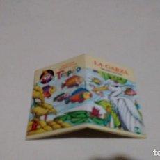 Libros de segunda mano: COLECCION MINIBIBLIOTECA TRAPITO - LA GARZA. Lote 130344458