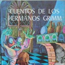 Libros de segunda mano: CUENTOS DE LOS HERMANOS GRIMM. Lote 130358934
