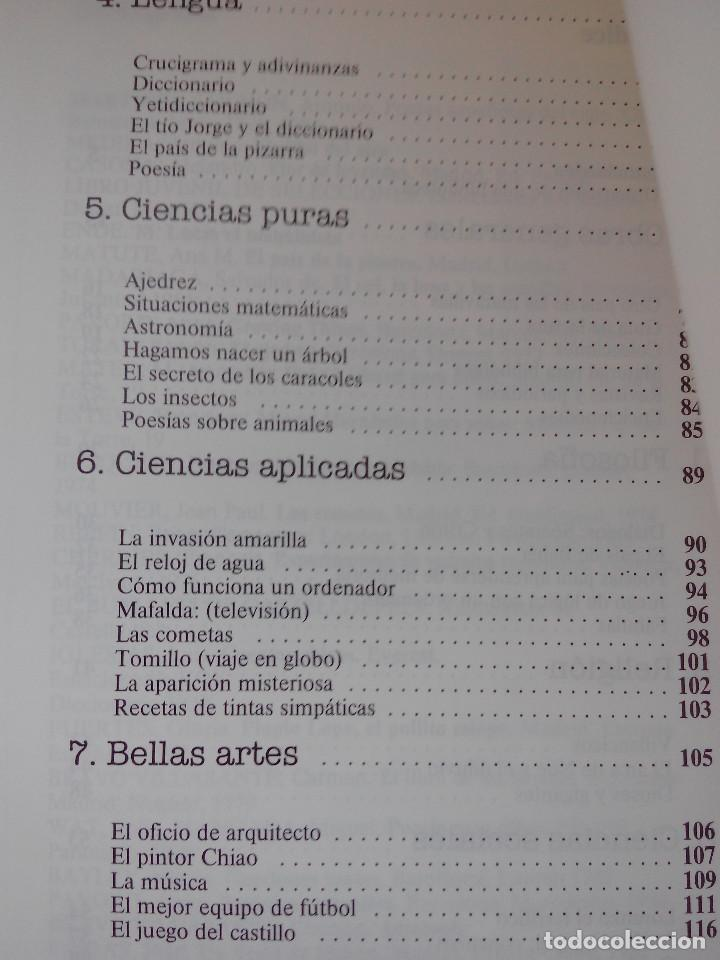 Libros de segunda mano: LIBRO PIPIRIGAÑA - LECTURAS CUARTO CURSO - EDITORIAL ONDA - EGB - AÑOS 80 - Foto 5 - 130785264