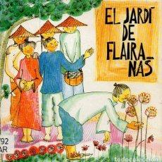 Libros de segunda mano: EL JARDÍ DE FLAIRA NÁS (LA GALERA, 1988) TEATRO INFANTIL CATALÁN. Lote 130828648