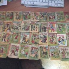 Libros de segunda mano: LOTE 86 CUENTOS CALLEJA 7 X 5 CM + 4 DE REGALO SIN TAPAS (CRIP1). Lote 130898188
