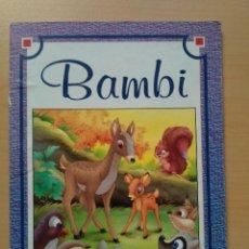 Libros de segunda mano: BAMBI MINICUENTOS SUSAETA.. Lote 130901056