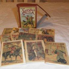 Libros de segunda mano: LOS CUENTOS DE CALLEJA LOS CUENTOS DE ORIENTE. Lote 130939712