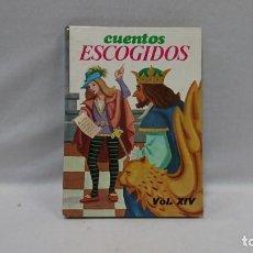 Libros de segunda mano: CUENTOS ESCOGIDOS VOLUMEN XIV, SUSAETA, 1979. Lote 131053524