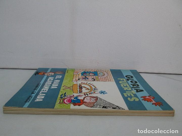 Libros de segunda mano: GLORIA FUERTES. EL HADA ACARAMELADA. EL LIBRO LOCO DE TODO UN POCO. EDITORIAL ESCUELA ESPAÑOLA - Foto 4 - 131165560