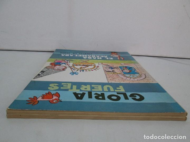 Libros de segunda mano: GLORIA FUERTES. EL HADA ACARAMELADA. EL LIBRO LOCO DE TODO UN POCO. EDITORIAL ESCUELA ESPAÑOLA - Foto 5 - 131165560