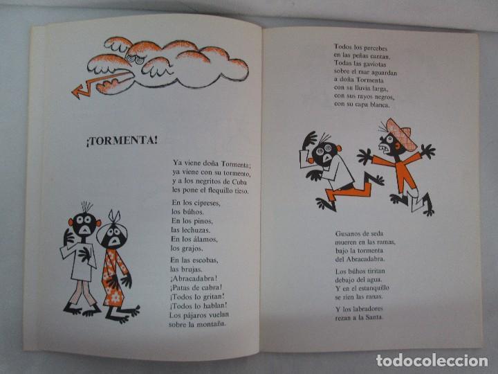 Libros de segunda mano: GLORIA FUERTES. EL HADA ACARAMELADA. EL LIBRO LOCO DE TODO UN POCO. EDITORIAL ESCUELA ESPAÑOLA - Foto 11 - 131165560