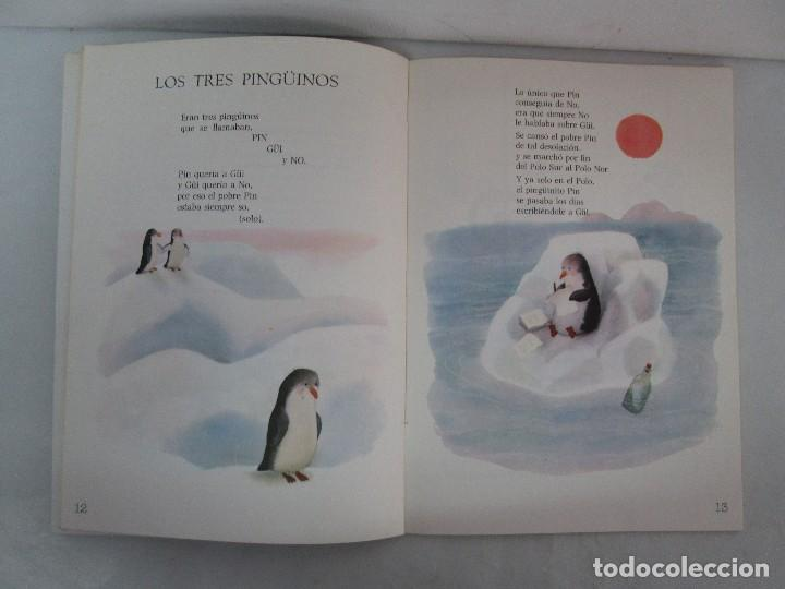 Libros de segunda mano: GLORIA FUERTES. EL HADA ACARAMELADA. EL LIBRO LOCO DE TODO UN POCO. EDITORIAL ESCUELA ESPAÑOLA - Foto 20 - 131165560