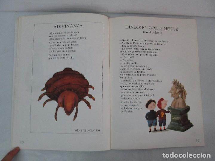 Libros de segunda mano: GLORIA FUERTES. EL HADA ACARAMELADA. EL LIBRO LOCO DE TODO UN POCO. EDITORIAL ESCUELA ESPAÑOLA - Foto 21 - 131165560