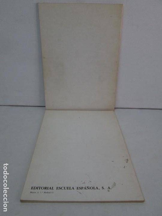 Libros de segunda mano: GLORIA FUERTES. EL HADA ACARAMELADA. EL LIBRO LOCO DE TODO UN POCO. EDITORIAL ESCUELA ESPAÑOLA - Foto 27 - 131165560