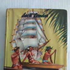Libros de segunda mano: CUENTOS DE LOS MARES DE SUR JACK LONDON. Lote 131288663