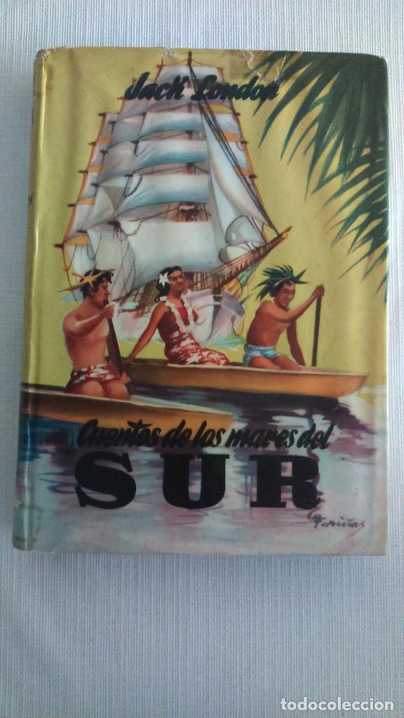 Libros de segunda mano: Cuentos de los mares de sur Jack London - Foto 2 - 131288663