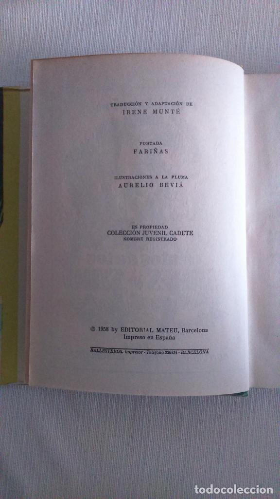 Libros de segunda mano: Cuentos de los mares de sur Jack London - Foto 4 - 131288663