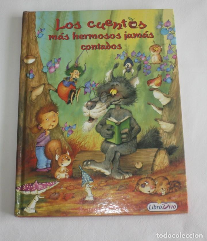LOS CUENTOS MÁS HERMOSOS JAMÁS CONTADOS - LIBRODIVO (Libros de Segunda Mano - Literatura Infantil y Juvenil - Cuentos)