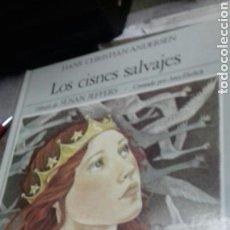 Libros de segunda mano: LOS CISNES SALVAJES.ASURI. Lote 131926799